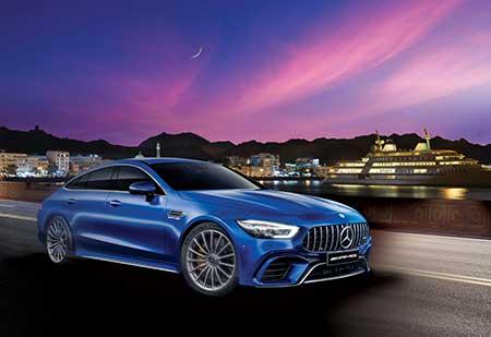 Mercedes-Benz Ramadan Offer - FACES Oman
